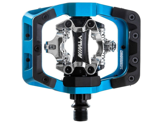 DMR V-Twin Pedals blue